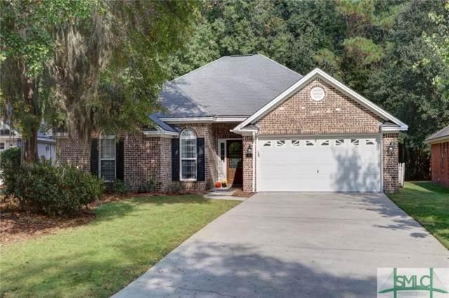 8 Oakmont Road, Savannah, GA 31419 (MLS #214558) :: Liza DiMarco