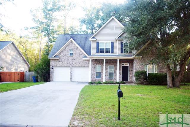 55 Olde Cottage Lane, Midway, GA 31320 (MLS #214560) :: The Sheila Doney Team