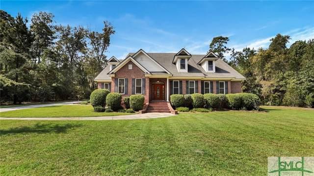 16 Serenity Point, Savannah, GA 31419 (MLS #214561) :: Keller Williams Coastal Area Partners