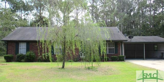 140 Gregory Court, Allenhurst, GA 31301 (MLS #214562) :: RE/MAX All American Realty