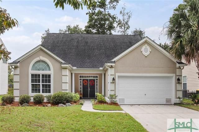 8 Kona Lane, Savannah, GA 31419 (MLS #214563) :: Heather Murphy Real Estate Group