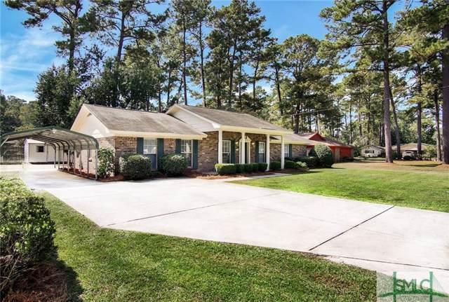 411 Holly Avenue, Pooler, GA 31322 (MLS #214574) :: The Arlow Real Estate Group