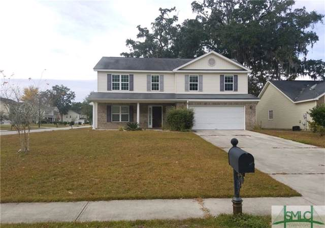 1561 Bradley Boulevard, Savannah, GA 31419 (MLS #214582) :: The Randy Bocook Real Estate Team