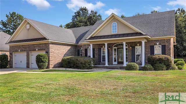 61 Roswell Trail, Richmond Hill, GA 31324 (MLS #214586) :: The Randy Bocook Real Estate Team