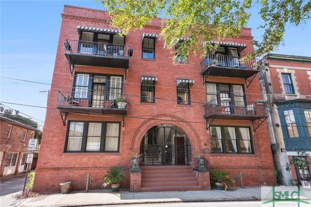 339 Whitaker Street #2, Savannah, GA 31401 (MLS #214593) :: Coastal Savannah Homes