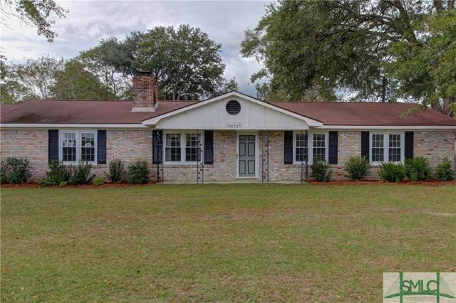 1706 Ga 17 Highway, Guyton, GA 31312 (MLS #214598) :: The Arlow Real Estate Group
