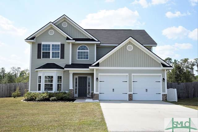 244 NE Highland Pony Way, Ludowici, GA 31316 (MLS #214604) :: Teresa Cowart Team