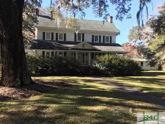 1042 Jones Creek Loop, Ludowici, GA 31316 (MLS #214616) :: Teresa Cowart Team