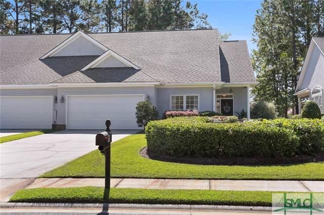 11 Weatherby Circle, Savannah, GA 31405 (MLS #214618) :: Coastal Savannah Homes