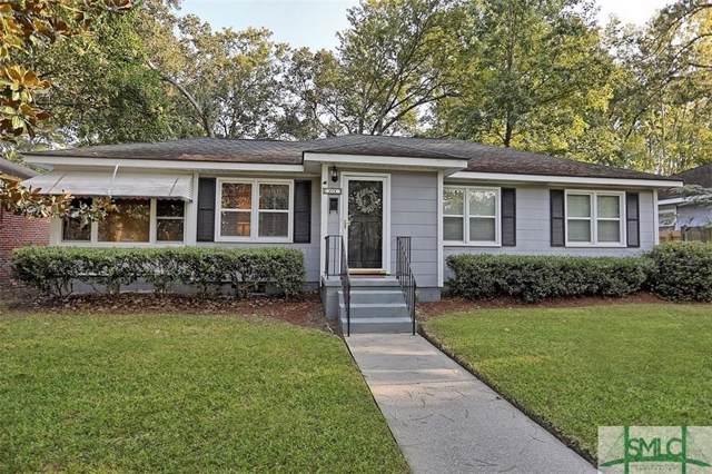 214 Brandywine Road, Savannah, GA 31405 (MLS #214627) :: The Randy Bocook Real Estate Team