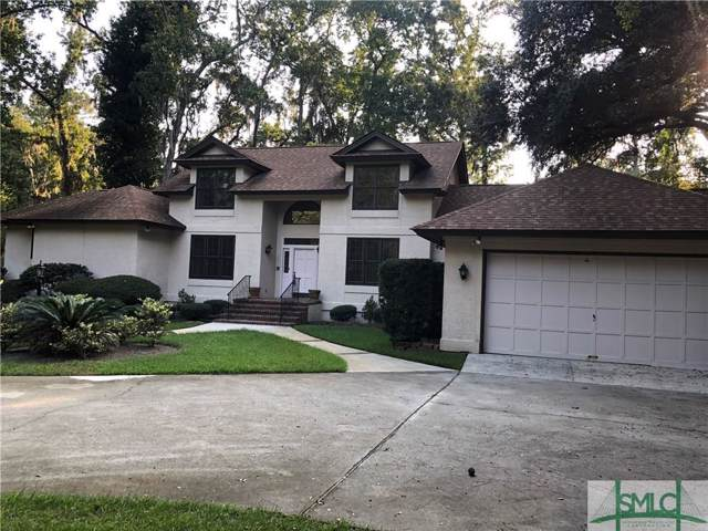 5 Vestry Lane, Savannah, GA 31411 (MLS #214631) :: Keller Williams Coastal Area Partners