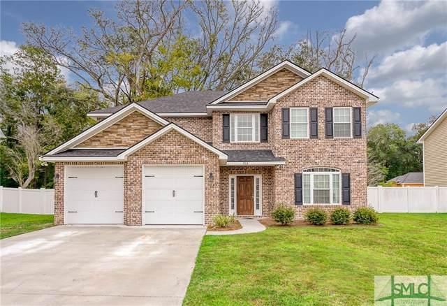 903 Jena Court, Hinesville, GA 31313 (MLS #214633) :: Keller Williams Coastal Area Partners