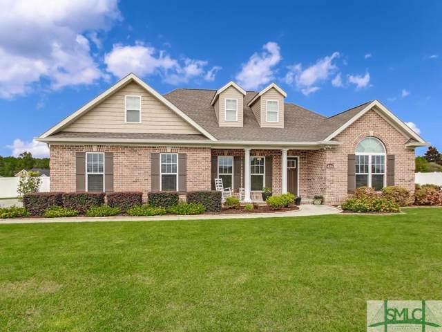 416 Wrigley Field Drive, Guyton, GA 31312 (MLS #214635) :: Heather Murphy Real Estate Group