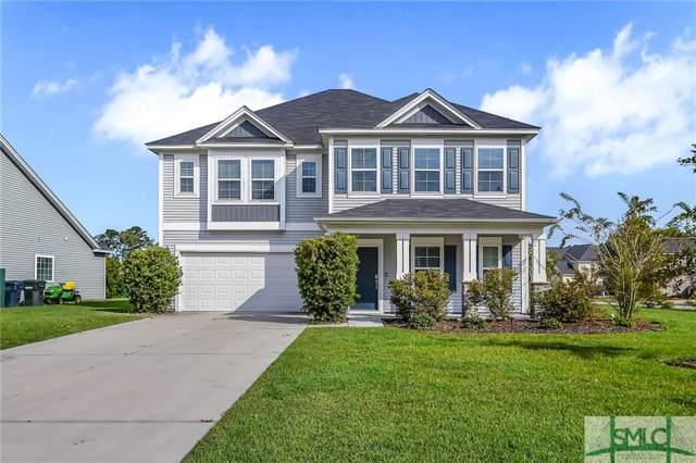 3203 Garden Hills Loop, Richmond Hill, GA 31324 (MLS #214639) :: The Arlow Real Estate Group