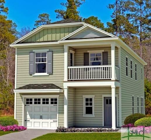 29 Pomona Circle, Savannah, GA 31419 (MLS #214642) :: The Arlow Real Estate Group