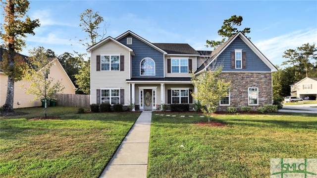 207 Crooked Oaks Drive, Rincon, GA 31326 (MLS #214645) :: McIntosh Realty Team