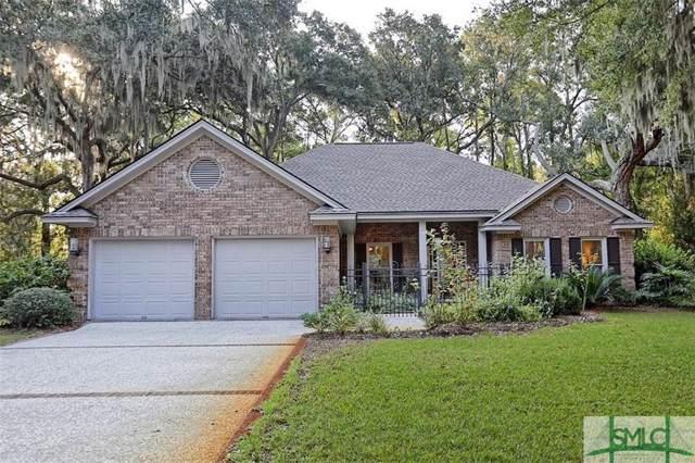3 Ockstead Court, Savannah, GA 31404 (MLS #214647) :: Keller Williams Coastal Area Partners