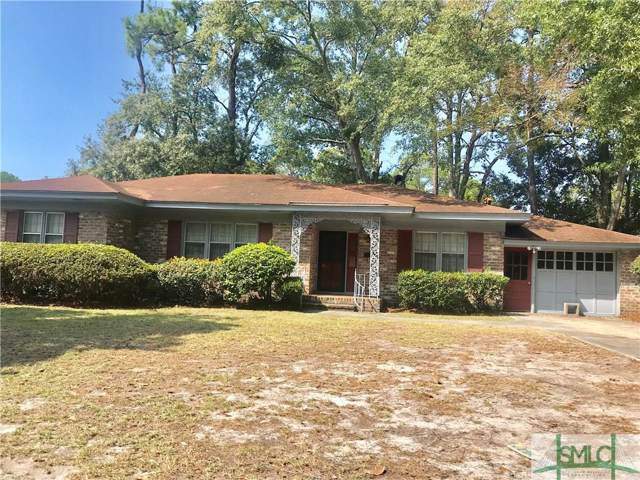 4729 Fairfax Drive, Savannah, GA 31405 (MLS #214648) :: The Randy Bocook Real Estate Team
