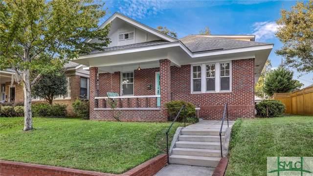 330 E 51st Street, Savannah, GA 31405 (MLS #214651) :: The Randy Bocook Real Estate Team