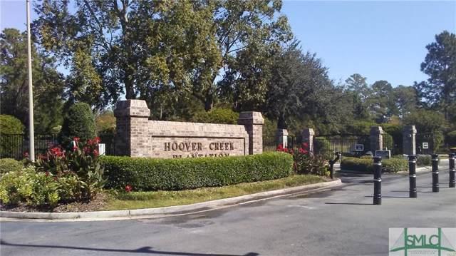 12300 Apache Avenue #123, Savannah, GA 31419 (MLS #214652) :: Coastal Savannah Homes
