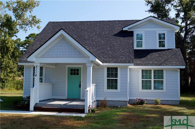 3114 College Street, Thunderbolt, GA 31404 (MLS #214661) :: Keller Williams Coastal Area Partners