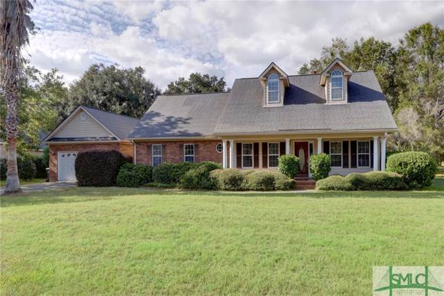 65 Mcduffie Drive, Richmond Hill, GA 31324 (MLS #214668) :: RE/MAX All American Realty