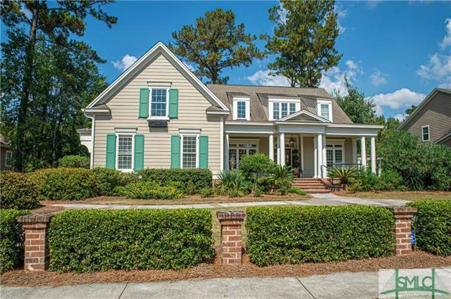 504 Forest Lakes Drive, Pooler, GA 31322 (MLS #214684) :: Keller Williams Coastal Area Partners