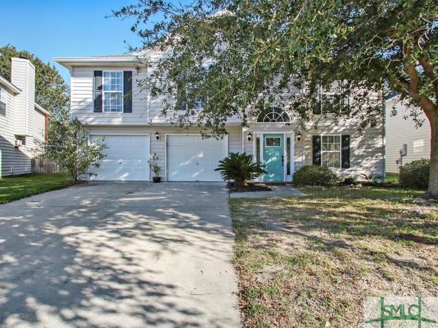 132 Teakwood Drive, Savannah, GA 31410 (MLS #214686) :: The Randy Bocook Real Estate Team