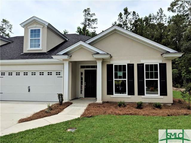 10 Scarlet Maple Lane, Savannah, GA 31405 (MLS #214703) :: Heather Murphy Real Estate Group