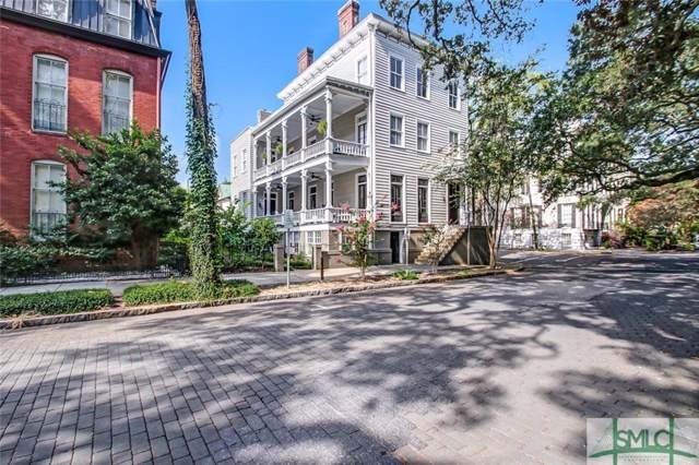 123 W Charlton Street #4, Savannah, GA 31401 (MLS #214704) :: The Randy Bocook Real Estate Team