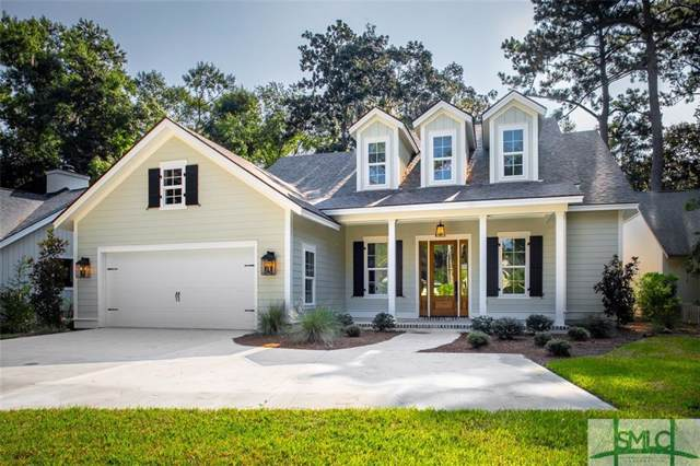 7 Southerland Road, Savannah, GA 31411 (MLS #214706) :: Keller Williams Coastal Area Partners