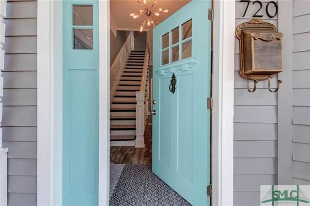 720 E Anderson Street, Savannah, GA 31401 (MLS #214717) :: Coastal Savannah Homes