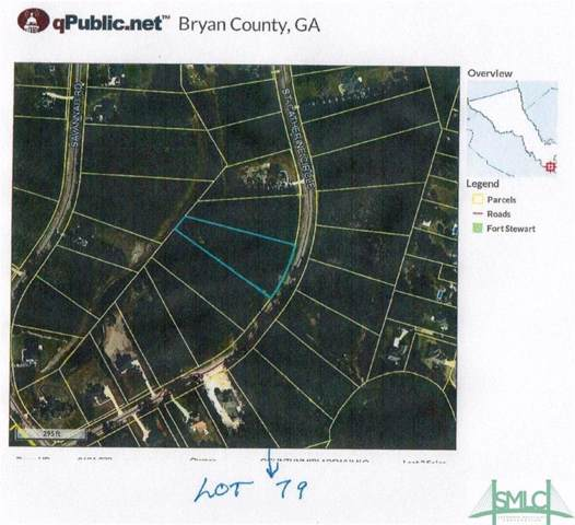 Lot 79 St Catherine Circle, Richmond Hill, GA 31324 (MLS #214722) :: Heather Murphy Real Estate Group