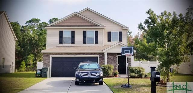 323 Connor Court, Hinesville, GA 31313 (MLS #214725) :: The Randy Bocook Real Estate Team