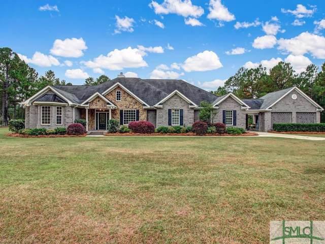 152 Herman Butler Road, Pembroke, GA 31321 (MLS #214727) :: Partin Real Estate Team at Better Homes and Gardens Real Estate Legacy