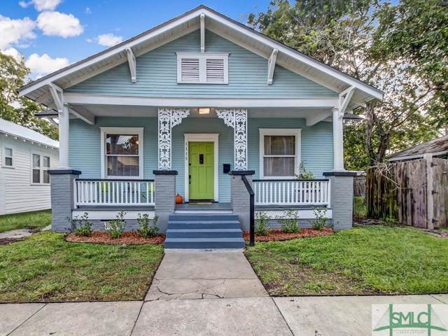 1115 E 40th Street, Savannah, GA 31404 (MLS #214728) :: RE/MAX All American Realty