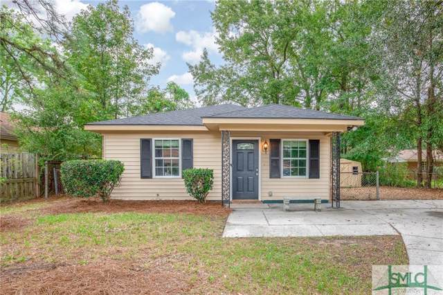 1802 Quincy Street, Savannah, GA 31405 (MLS #214732) :: Keller Williams Coastal Area Partners