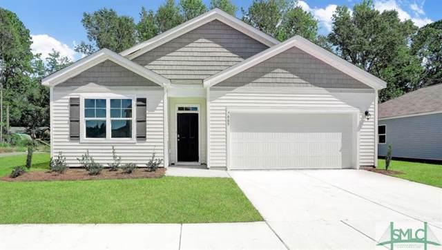 166 Hogan Drive, Richmond Hill, GA 31324 (MLS #214734) :: Liza DiMarco