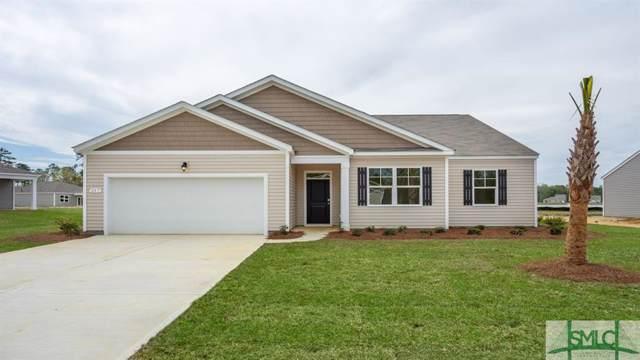 124 Hogan Drive, Richmond Hill, GA 31324 (MLS #214738) :: The Randy Bocook Real Estate Team