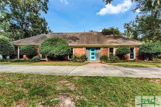 7502 Driftwood Avenue, Savannah, GA 31406 (MLS #214740) :: The Arlow Real Estate Group