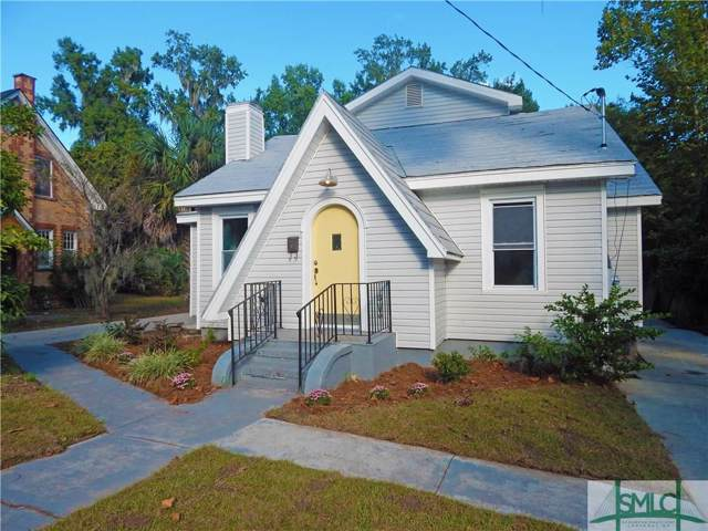 3306 Gragg Street, Savannah, GA 31404 (MLS #214747) :: Keller Williams Coastal Area Partners