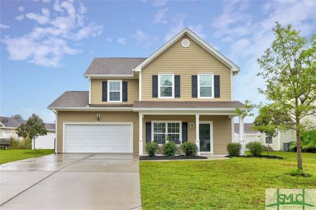3 Cross Gate Court, Pooler, GA 31322 (MLS #214752) :: The Sheila Doney Team