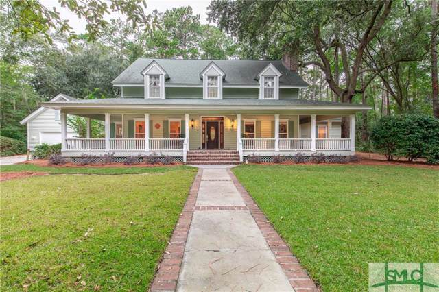 1 Wakefield Place, Savannah, GA 31411 (MLS #214754) :: Keller Williams Coastal Area Partners