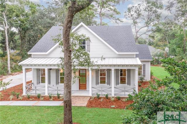 3 Sailmaker Lane, Savannah, GA 31411 (MLS #214755) :: Keller Williams Coastal Area Partners
