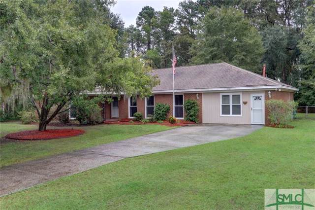 8832 Old Montgomery Road, Savannah, GA 31406 (MLS #214759) :: The Arlow Real Estate Group