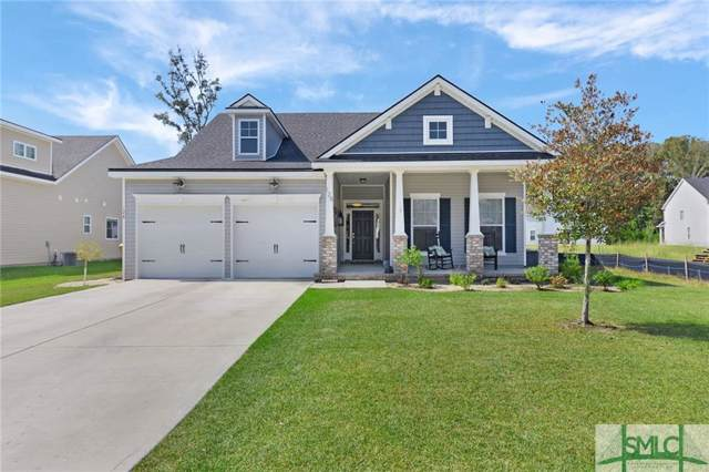 128 Whitaker Way N, Richmond Hill, GA 31324 (MLS #214762) :: Teresa Cowart Team