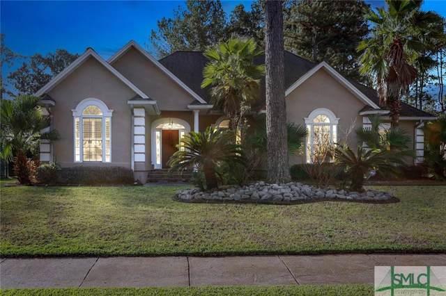 105 Manor Row, Pooler, GA 31322 (MLS #214767) :: Keller Williams Coastal Area Partners