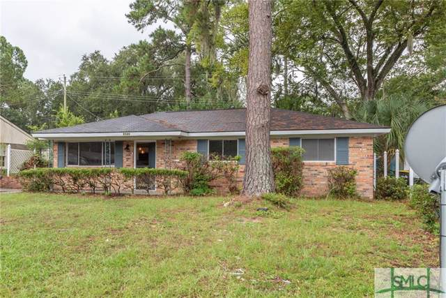 2320 Bona Bella Avenue, Savannah, GA 31406 (MLS #214777) :: The Randy Bocook Real Estate Team