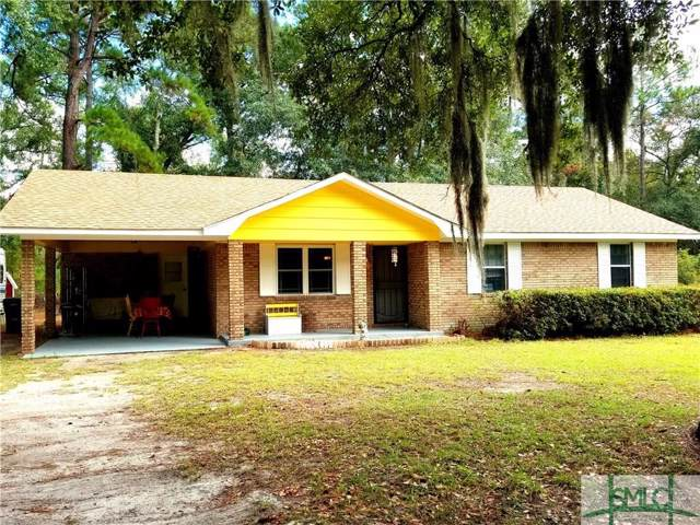 808 Griffin Road SE, Allenhurst, GA 31301 (MLS #214782) :: RE/MAX All American Realty