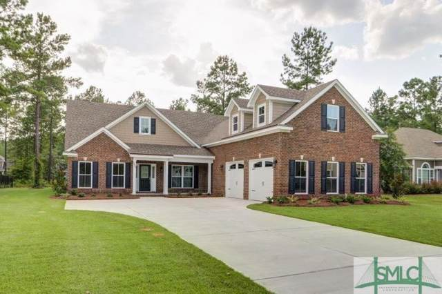 127 Ruby Trail, Guyton, GA 31312 (MLS #214783) :: McIntosh Realty Team